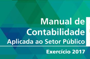 Manual de Contabilidade Aplicada ao Setor Público – 7ª Edição